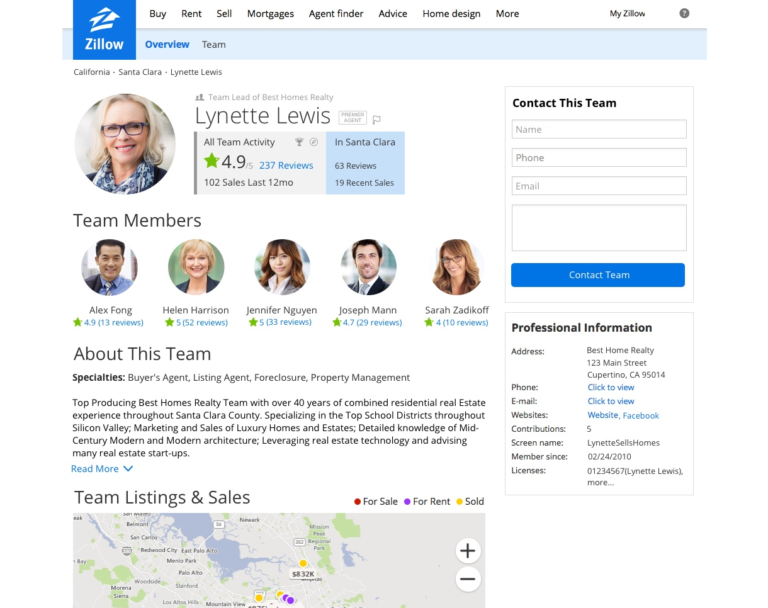 Team Profiles Benefits And Step By Step Setup Premier
