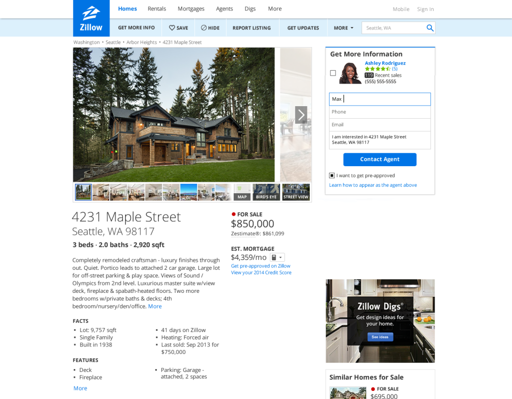 understanding your listings on zillow the essentials premier