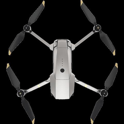 drone immobilier photographie drone Mavic Pro Platinum