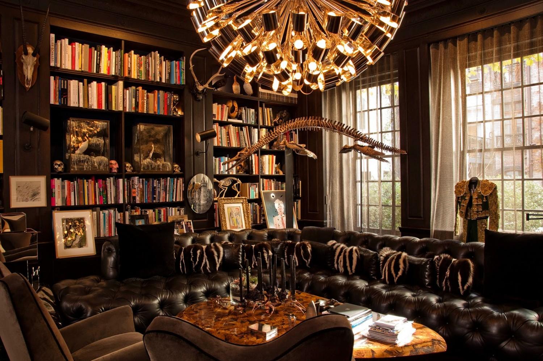 Haunting Gothic Interiors - HotPads Blog