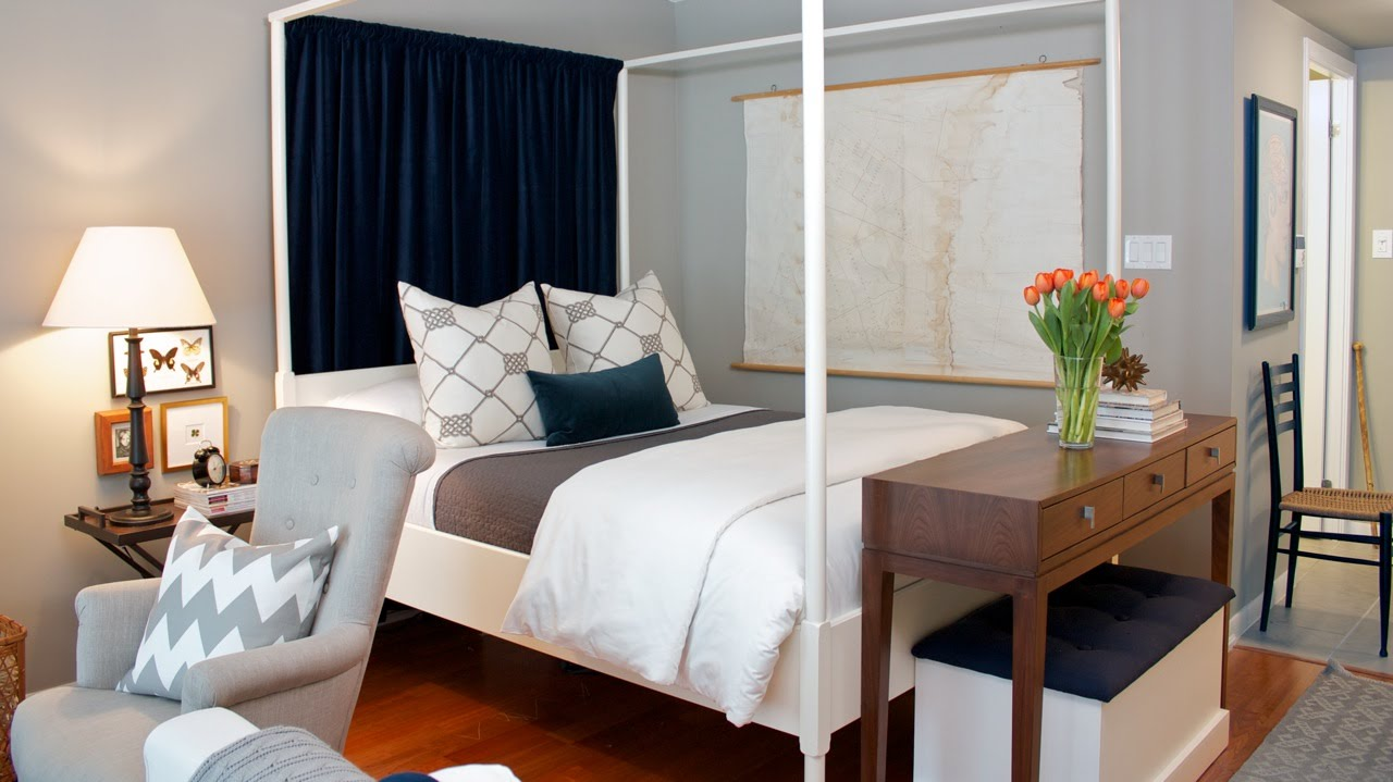 Still living at home transform your bedroom into a mini apartment