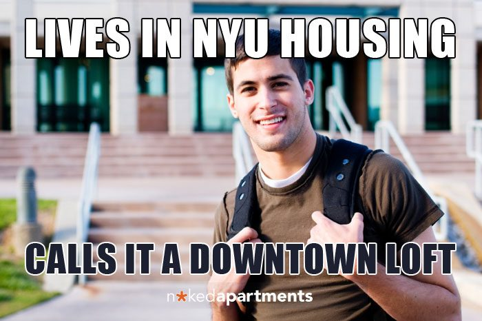 NYU Off Campus Housing vs Renting an Apartment