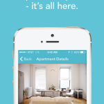 App detail: view photos, amenities, maps, descriptions