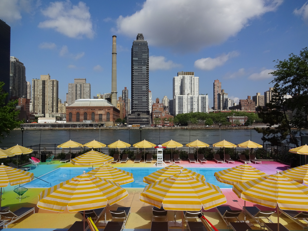 Best Free Pools Nyc Where To Swim This Summer On Budget