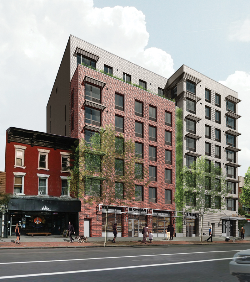 Low Income Apartments Nyc: 695 Grand St. Affordable Housing Starts At $820