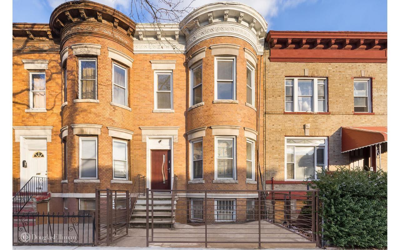 Image Of Flatbush Brooklyn Neighborhood