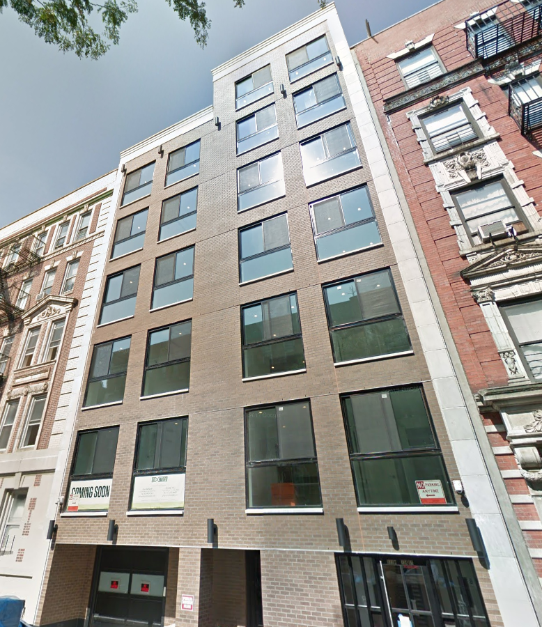 Apartment Renting Nyc: 517 West 134th St Housing Lottery: Rent From $950