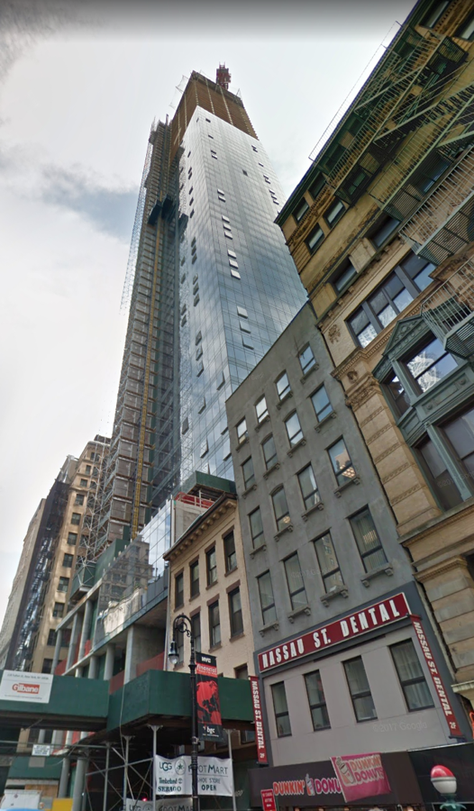 Affordable Housing Fidi: New Rentals for Under $800 | Naked