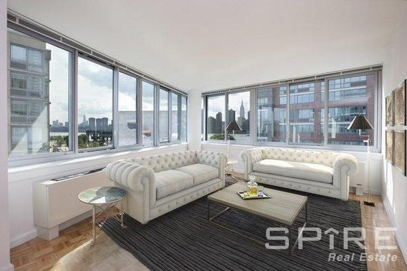 Luxury 1 bedroom for rent long island city 2 000 naked - Long island city 3 bedroom apartments ...