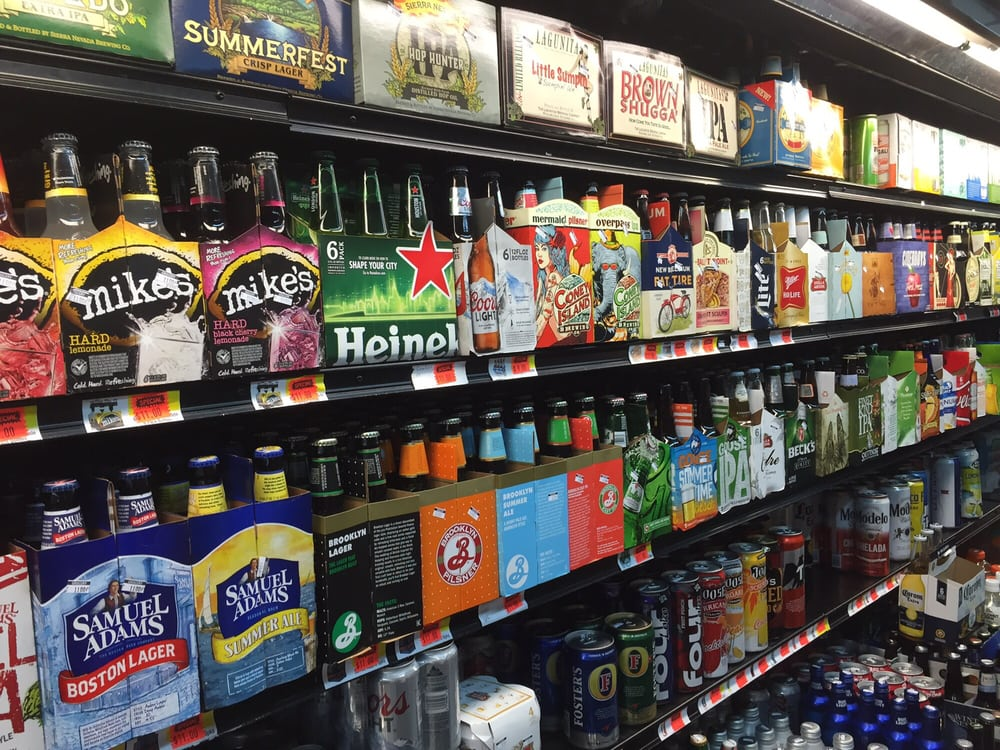 Image of Bodegas NYC beer