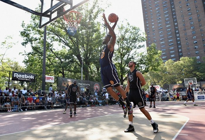 Image of Rucker Park Basketball free sporting Events NYC