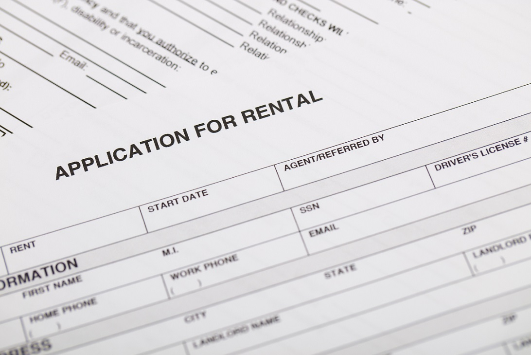 Rental Application Form Checklist What To Bring Naked Apartments