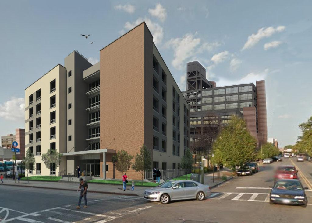 Image of Woodhull Residence Housing Lottery
