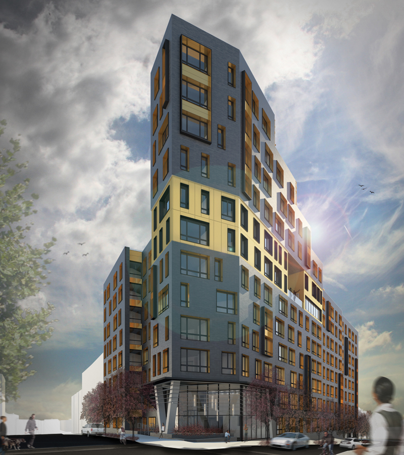 MLK Plaza Mott Haven Housing Lottery: Rents From $464