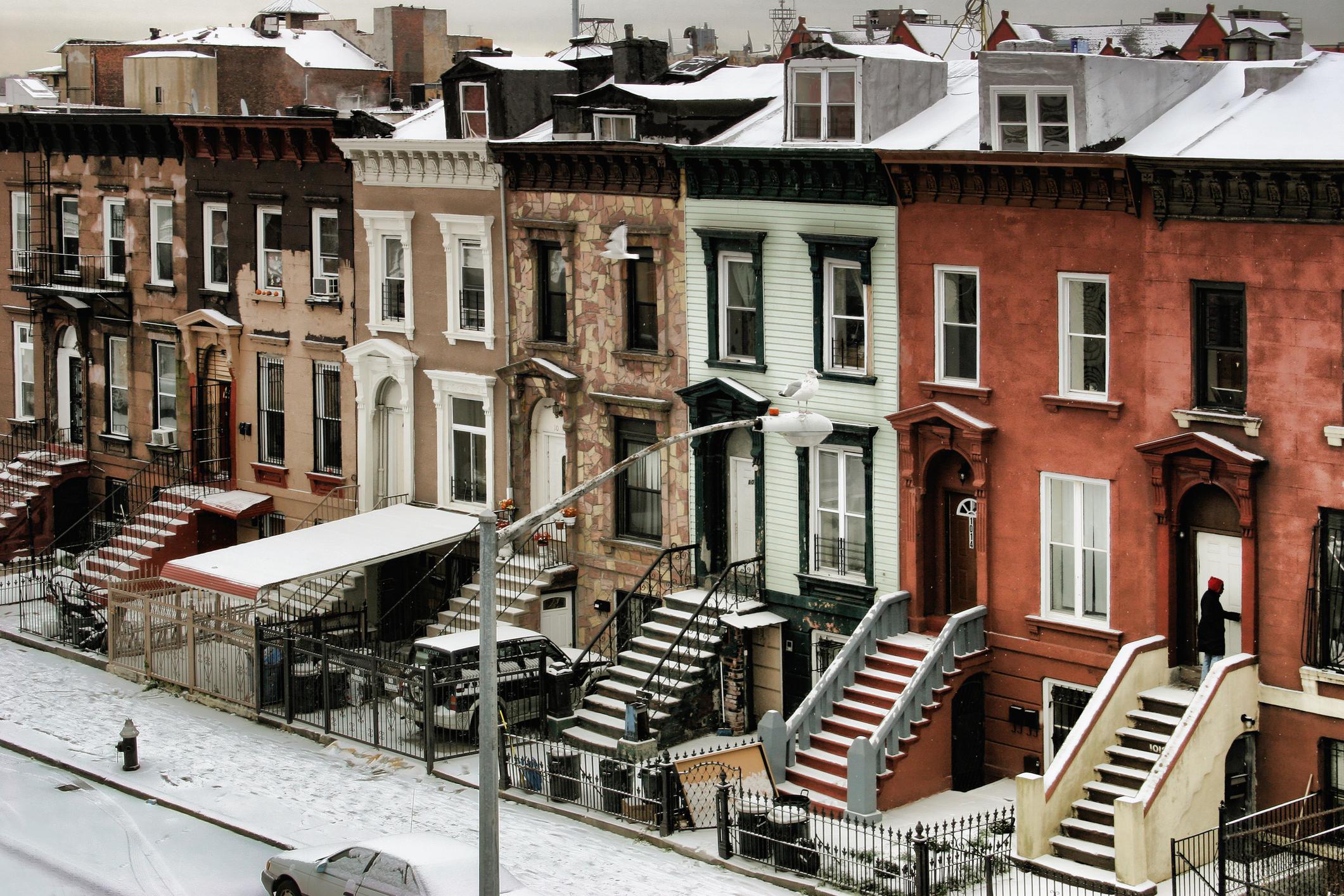 Image of nyc heating season