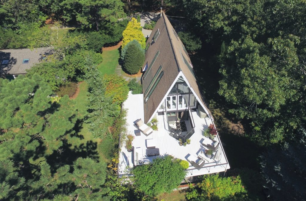 image of a-frame east quogue