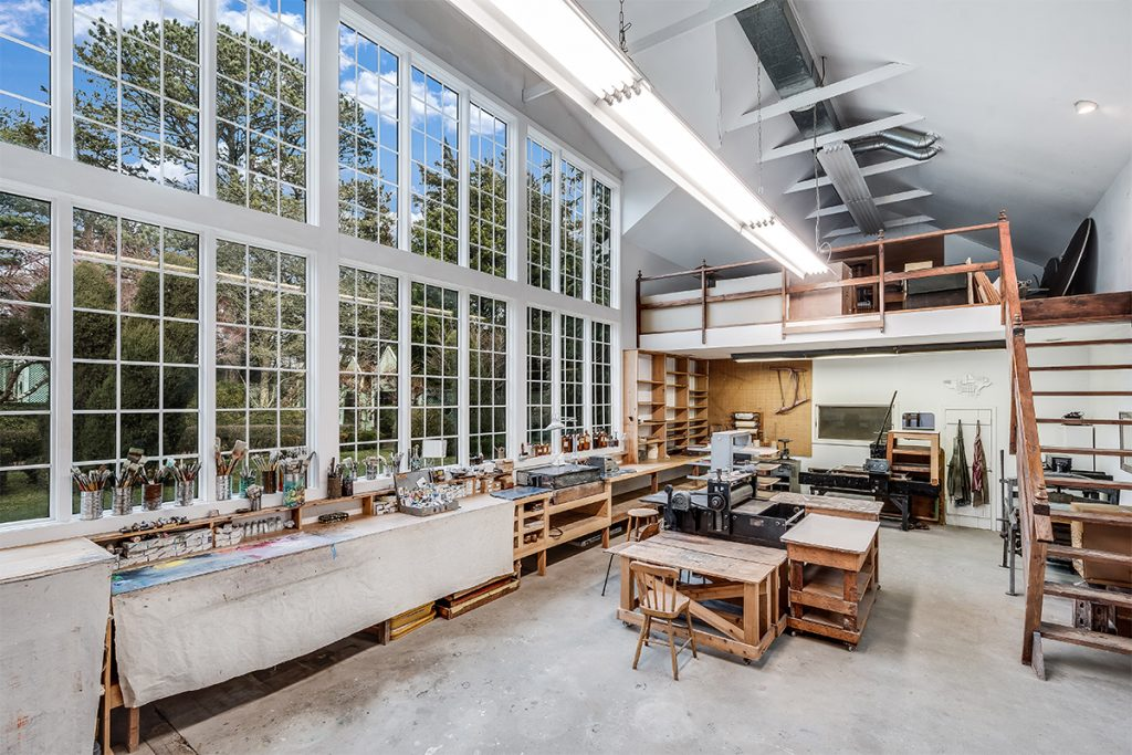image of judith leiber house workshop
