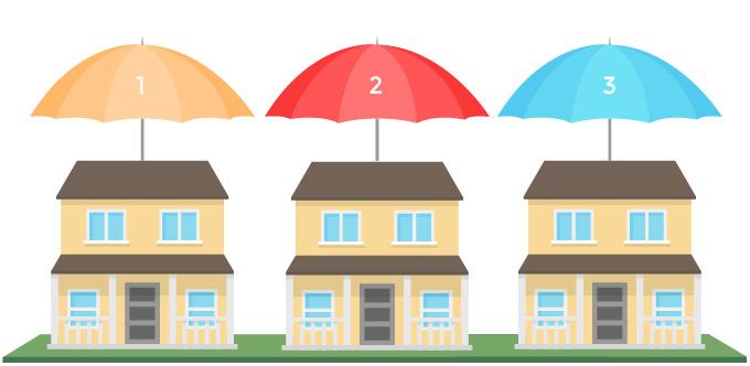 如何选择最好的房屋保险