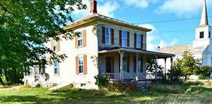Addison VT farmhouse for sale