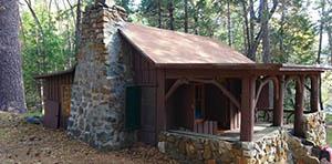log cabin for sale in Angelus Oaks, CA