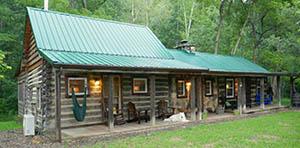 log cabin for sale in Augusta WV