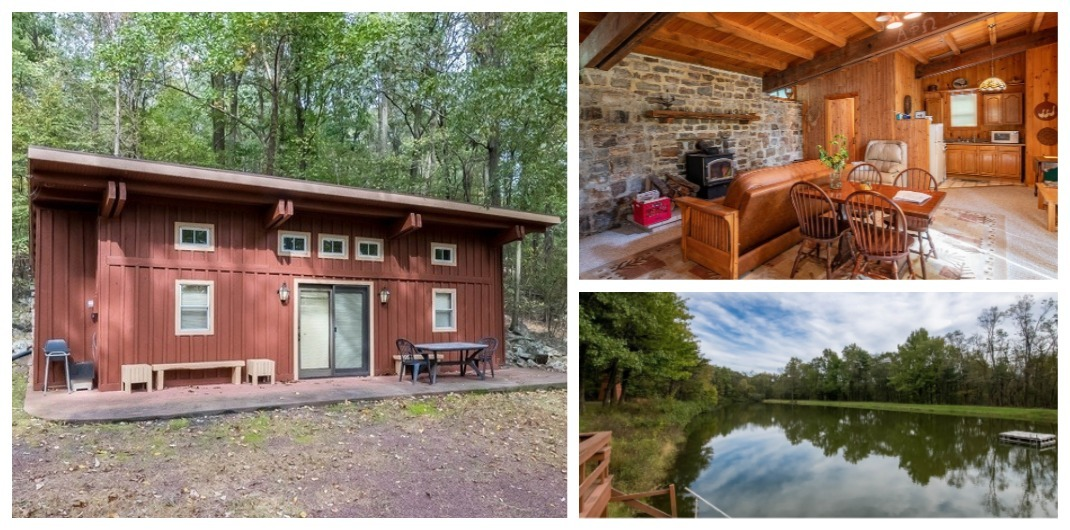 lakehouse for sale in bethel pa