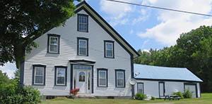 Caanan NH farmhouse for sale