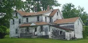 Candor NY farmhouse for sale