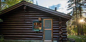 log cabin for sale in mn