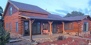 log cabin for sale Gardener CO
