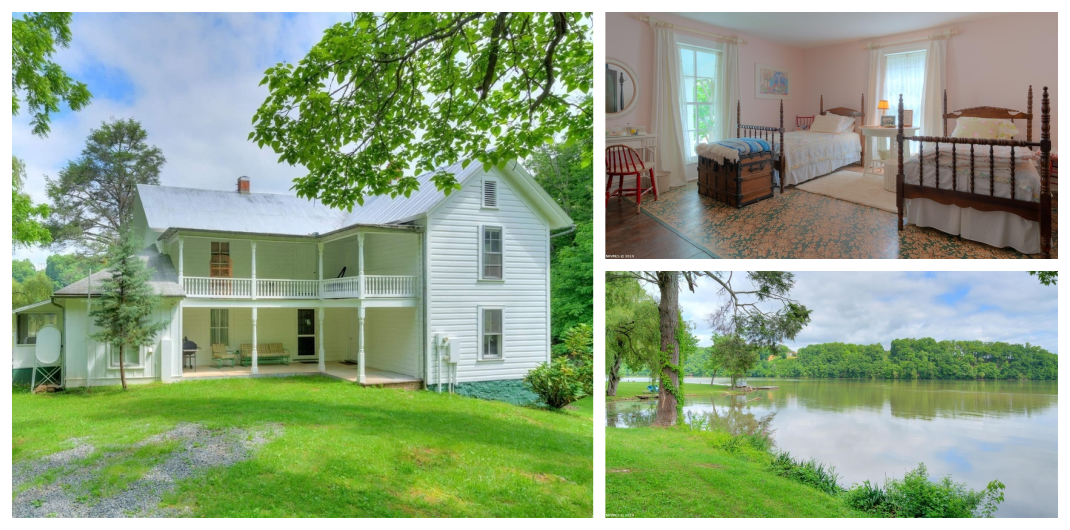 Lakehouse for sale in Hiwassee VA