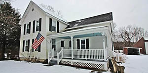 Hoosick Falls NY home for sale