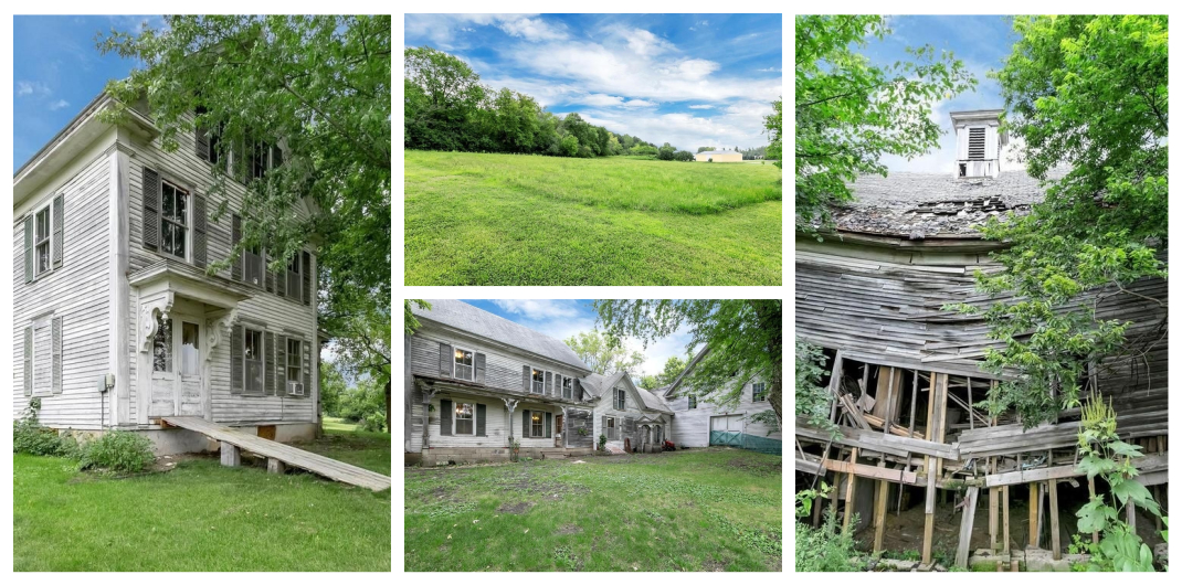 Minnesota farm house for sale