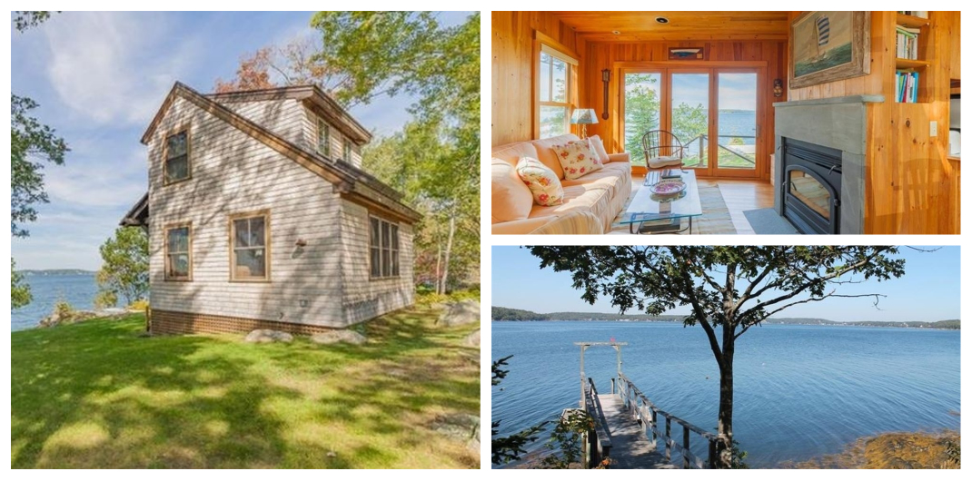 Cottage for sale in Maine