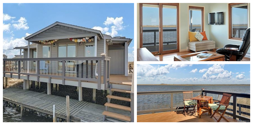 beach house for sale in Manahawkin, New Jersey