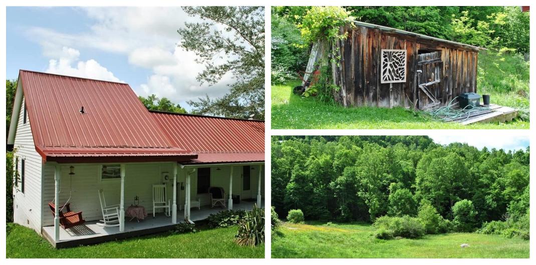 North Carolina farmhouse for sale