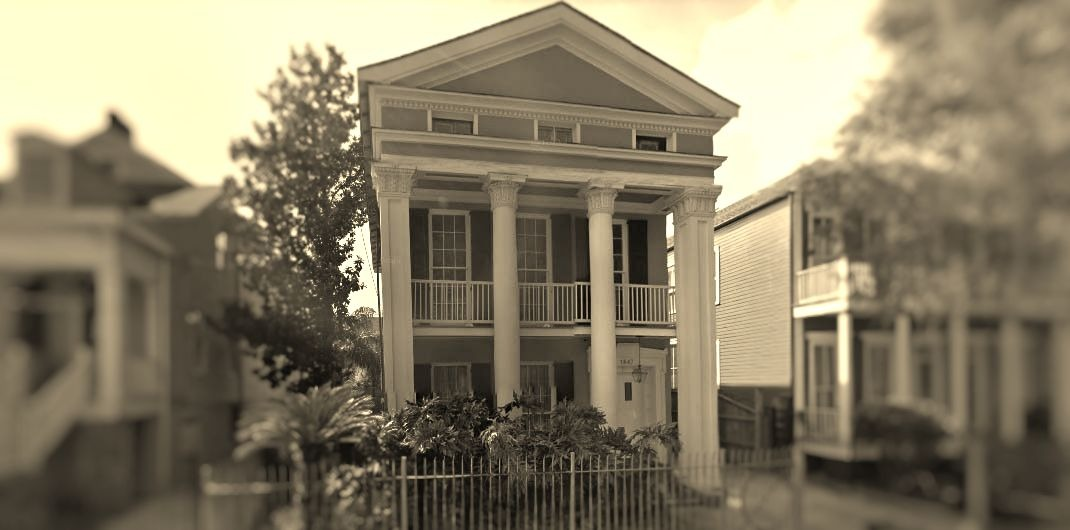 Haunted house for sale in New Orleans