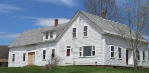 Newport NH farmhouse for sale
