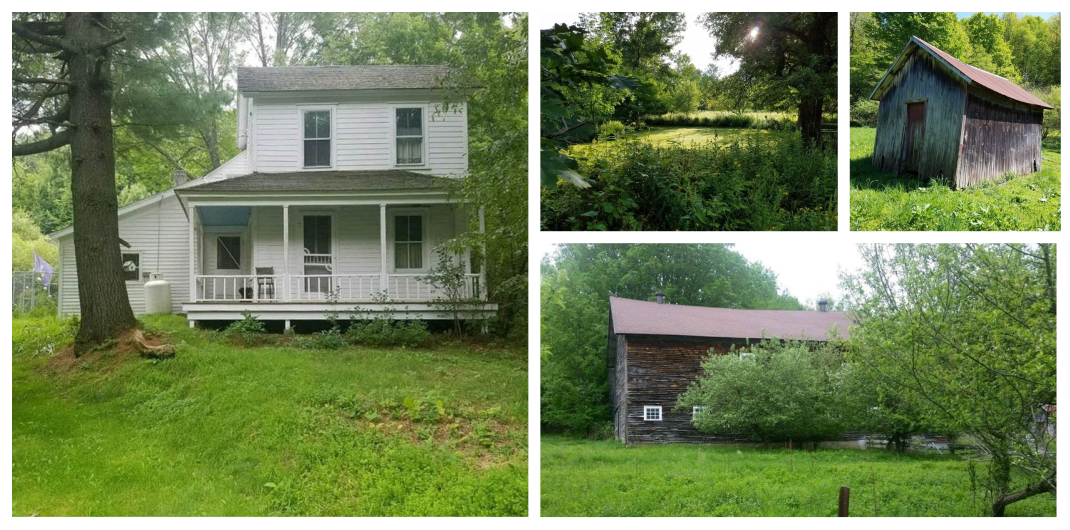 New York farmhouse for sale