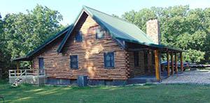 log cabin for sale in Osceola MO
