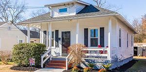 bungalow for sale in Richmond VA