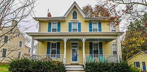 Ringoes, NJ home for sale