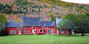 Rochester VT farmhouse for sale