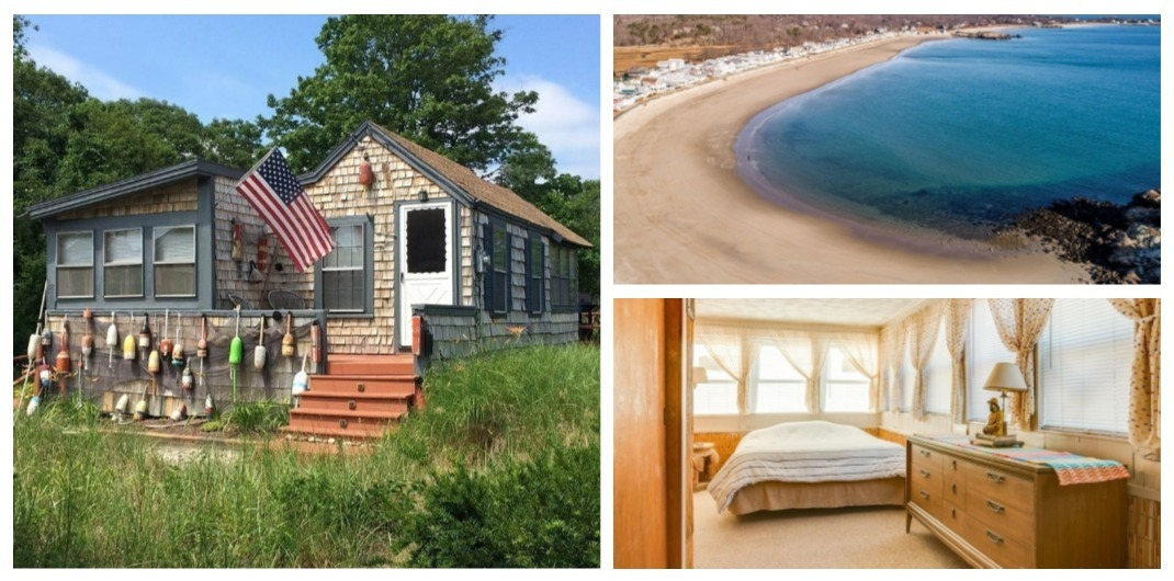 beach house for sale in Rockport ma