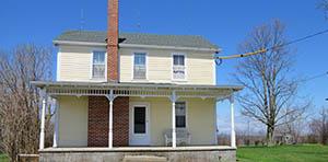 Salisbury VT farmhouse for sale