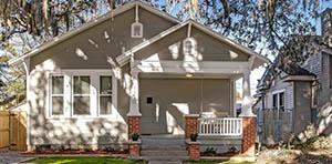 bungalow for sale in Savannah GA
