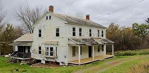 Stephentown, NY farmhouse for sale