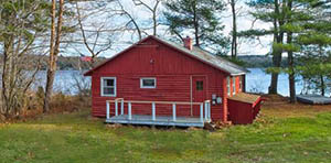 Warren ME small home for sale