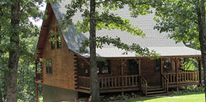 log cabin for sale in west plains mo