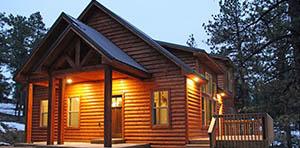 log cabin for sale in westcliffe, co